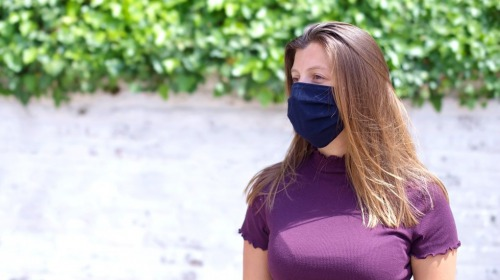 100% cotton, the best choice for your non-surgical mask